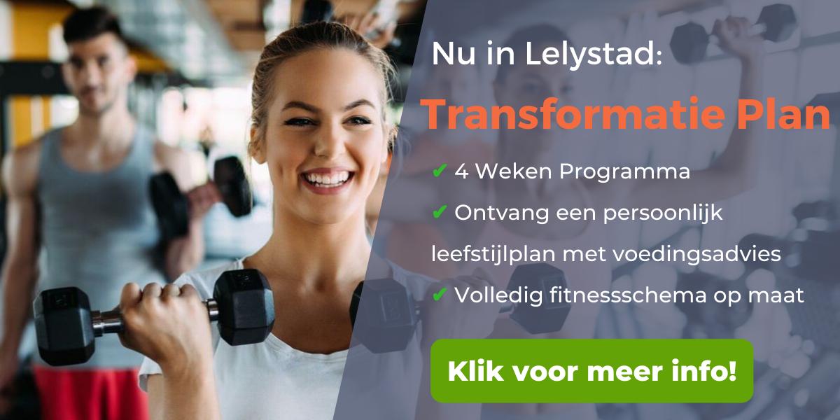 Transformatie Plan Lelystad